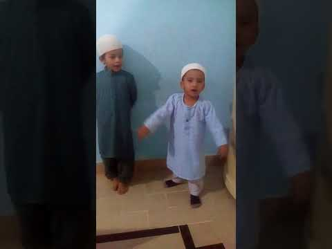 Sarkar Ki Aamad Marhaba Naat by Cutest Kids