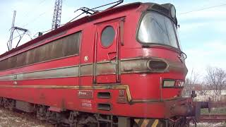 Спомен за локомотив 42 081 БДЖ