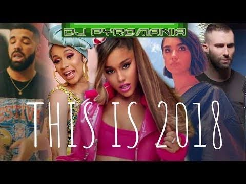 This Is 2018 Year End Megamix 2018; 150 Songs   Pop Latin,  Pop&   Kpop   By Dj Pyromania
