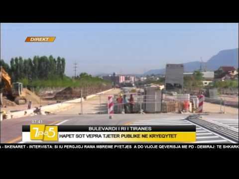 7pa5 - Bulevardi i ri i Tiranes - Show - Vizion Plus