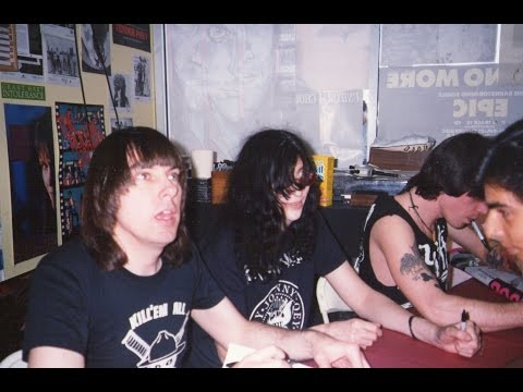 THE RAMONES IN-STORE APPEARANCE 1989 - YESTERDAY & TODAY RECORDS (Miami) HQ