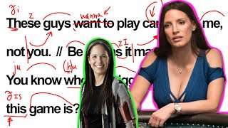 Learn English with Movies – Molly's Game