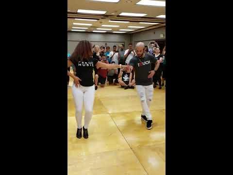 Ataca Y Bianca Bachata Dance Breakdown - CT Salsa Fest