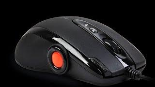 Как устанавливать макросы на ЛКМ (Левую Кнопку Мыши) A4TECH X7