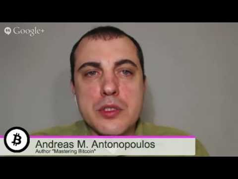 Andreas Antonopoulos on air at Decentral Toronto