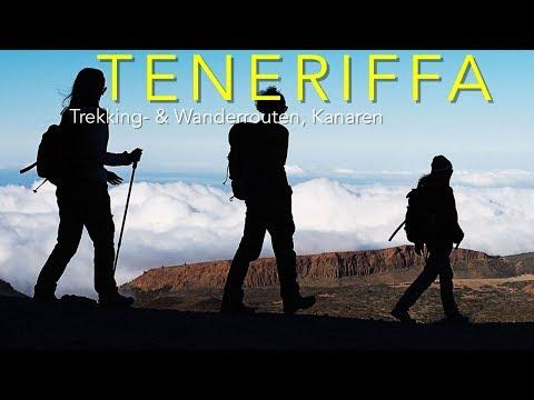 Tenerife, Spain: Trekking & Hiking Routes
