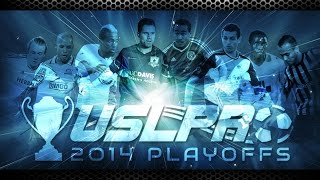 2014 USL PRO Playoffs -- Semifinal Highlights