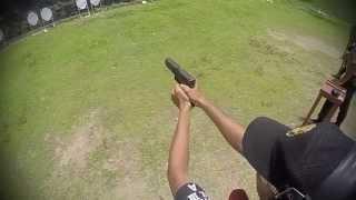 GoPro: Glock Shoting Indonesian Police Academy