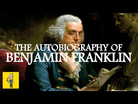 The autobiography of benjamin franklin summary sparknotes