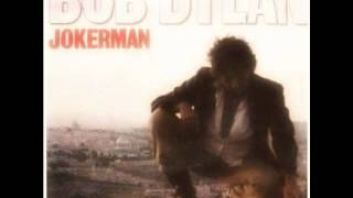 Bob Dylan Jokerman backing track