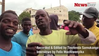 Zimbabweans speak about President Mnangagwa