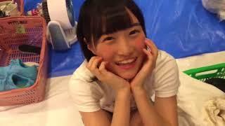 田島芽瑠 坂本愛玲菜 HKT48 えれたんの可愛い動画どうぞ 。2017.08.29.