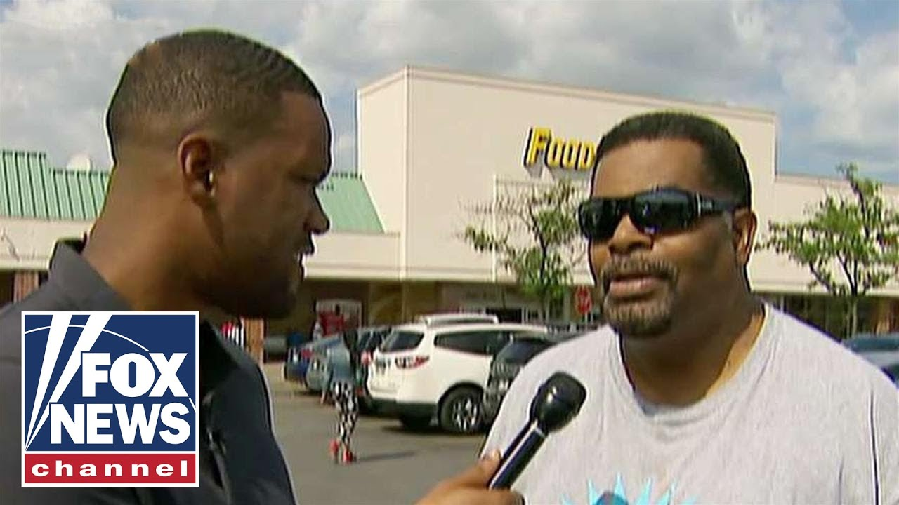 FOX News Lawrence Jones asks Chicago residents about crime in their city