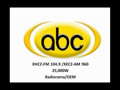 ID ABC Radio San Luis Potosí 104.9 FM XHCZ / 960 AM XECZ