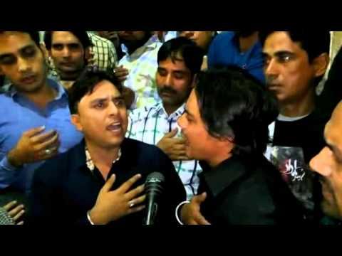 Hasan abbas noha sankhni bhool gaye kya bhaiya vaada