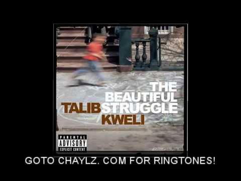 Tallib Kweli - We Got the Beat Planet Rock - http://www.Chaylz.com