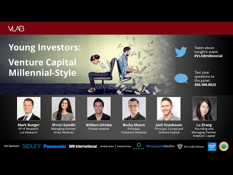 Young Investors: Venture Capital Millennial-Style