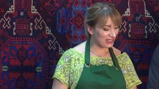 """ЛЕГКИЙ УЖИН - """"Суп с клецками"""" и овощной салат с авокадо от Арианы Магомедовой"""