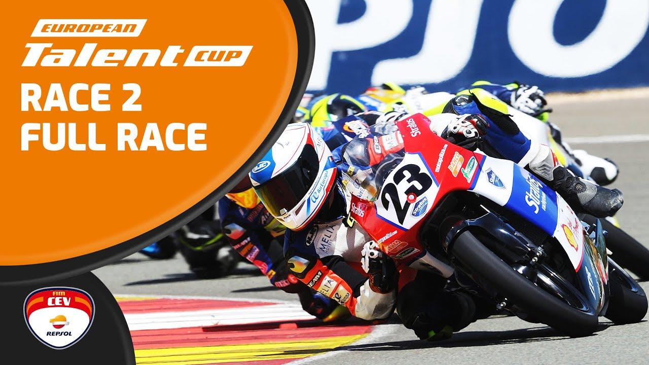 Albacete Circuit : Race 2 european talent cup albacete youtube