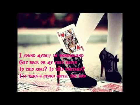 Alice Underground  Avril Lavigne lyrics