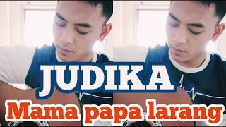 Gambar cover MAMA PAPA LARANG - JUDIKA | Acoustic Cover by Dwi adi
