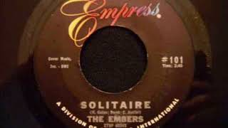 SOLITAIRE-THE EMBERS