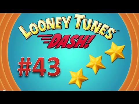 Looney Tunes Dash! level 43 - 3 stars. Episode 3