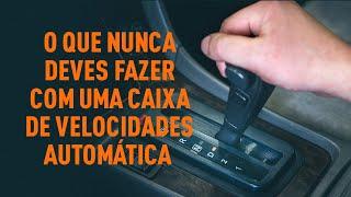 Dicas de cuidados automóvel - vídeo online