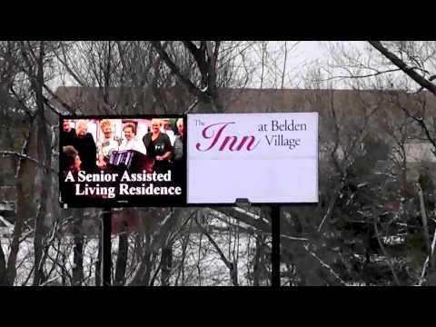 The Inn at Belden Village LED digital...