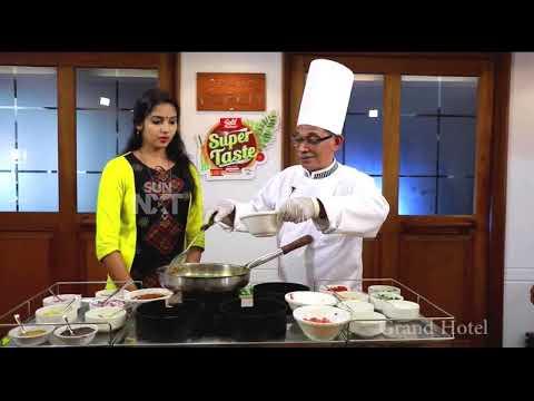 Super Taste @ Surya T V | 20-01-2018|Grand Hotel-Cochin