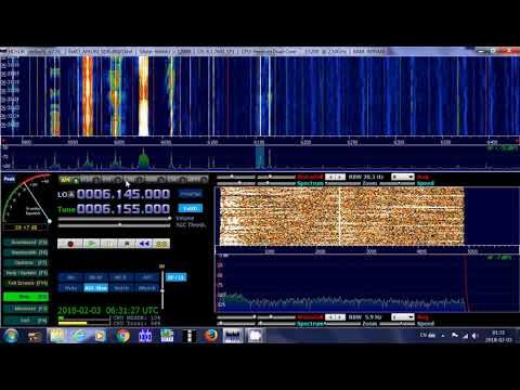 Radio Austria German received 0630 UT 6155 Khz shortwave