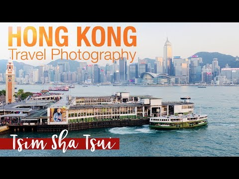 Hong Kong Travel Photography Tips: Tsim Sha Tsui (Filmed with Fujifilm X-H1)