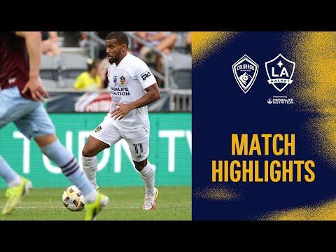 Colorado Los Angeles Galaxy Goals And Highlights