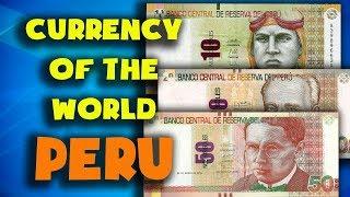 Currency of the world - Peru. Peruvian sol. Exchange rates Peru. Peruvian banknotes, Peruvian coins