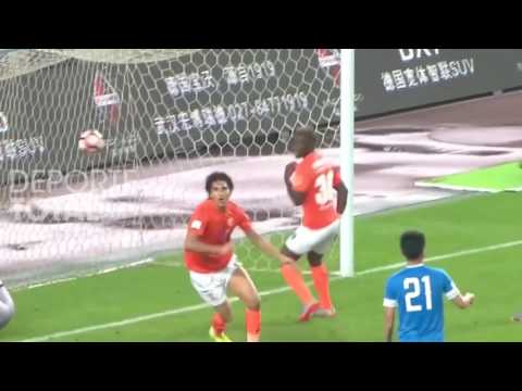 Bolivianos For Export | Wuhan Zall 3 - Dalian Chaoyue 1 Primer gol de Marcelo Martins