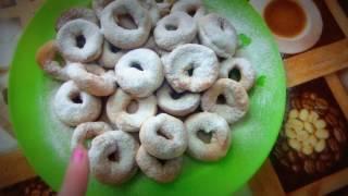 РЕЦЕПТ: Пончики-бублики. Просто, быстро, вкусно!