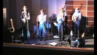 Alto sax solo on Creole Rhapsody, comp Duke Ellington Soloist Bert Brandsma