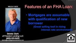 Nebraska FHA Mortgages