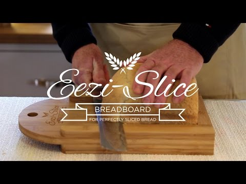 How To Slice Bread With The