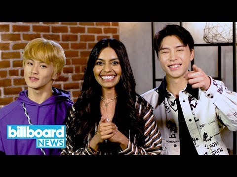 Watch NCT 127 Take Over A Billboard News Episode About Themselves | Billboard News