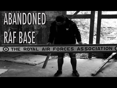 Exploring ABANDONED RAF Driffield!
