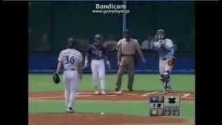 湘南シーレックス vs ファーム時代の青木宣親・畠山和洋 2004年
