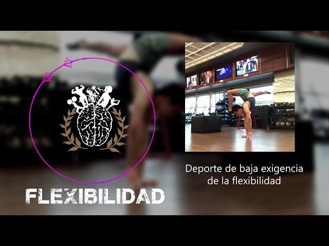 Flexibilidad - Paidotribas