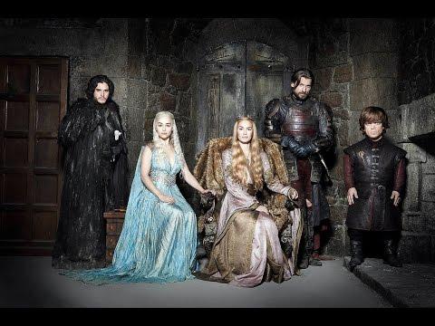 ИГРА ПРЕСТОЛОВ Чем актеры игры престолов занимались до сериала
