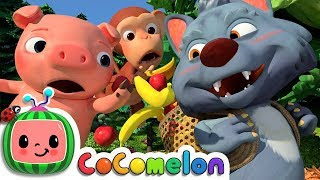 التفاح والموز 2 | CoCoMelon أغاني أطفال أغاني