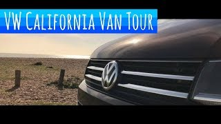 VW Camper Tour - VW California Ocean T6