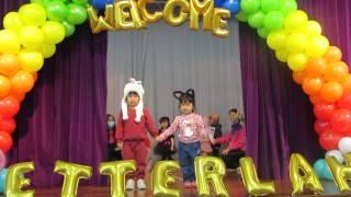 20150127 - 喜樂班 English Fun Day (Letterlander Dress-up party)