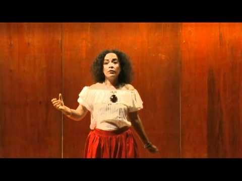 Adriana Sanabria sings Maria la O by E.Lecuona / P...