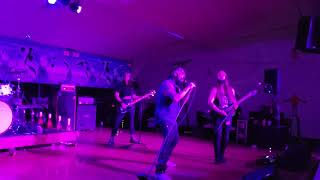 Hank von hell live at Westside bowl  Youngstown Ohio