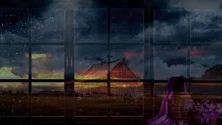 3 HOURS Night Rain for Relaxing, Study, Meditation, Sleeping Rain Sounds   Meditation Music